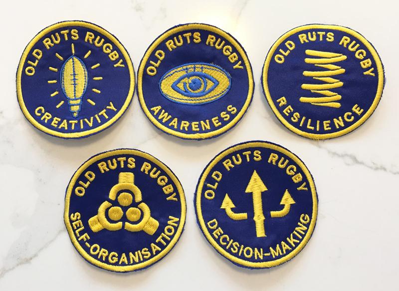 CARDS-Badges